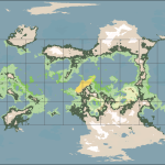Fractal terrains climate file