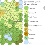 Bloristone Lands (Terrain only)