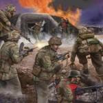 British Commando Raid