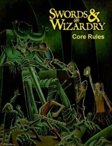 Swords and Wizardry Core