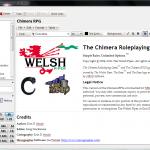 Chimerapedia Core