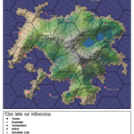 Minocra GM Map